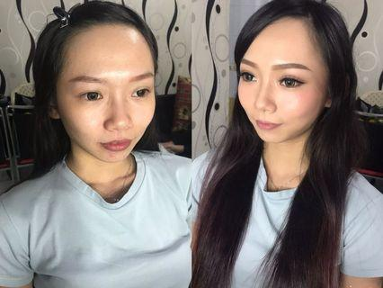 Makeup (bridal, photoshoot ,ROM, dinner, etc)