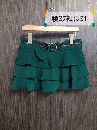 🚚 正韓🇰🇷雪紡蛋糕層褲裙