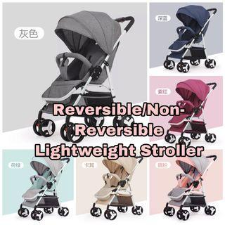 Stroller ( Reversible and Non Reversible avail)