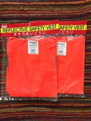 (Bundle) Reflective Safety Vest