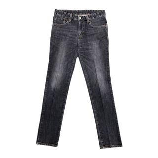Edwin 506 Skinny Fit Tapered Straight in Gray Wash Spray
