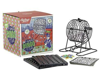 Brand New RIDLEY'S House of Novelties Bingo Set