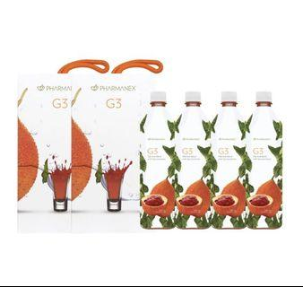 g3 Superfruit Blend (4 bottles)