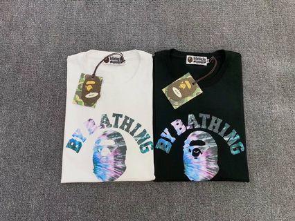 BAPE 纯原高品質T恤