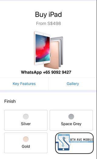WTS Brand New Apple iPad (6th generation) Wi-Fi 32GB