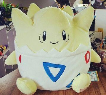 Togepi Pokemon Go plush toy doll 31cm Banpresto