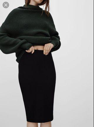 Wilfred Skirt High Waist