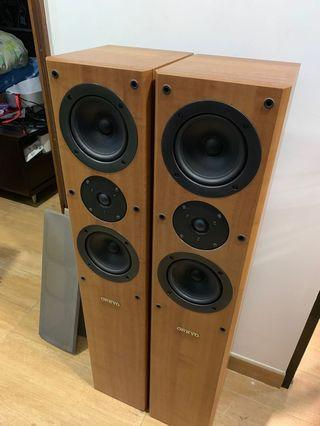 Onkyo 5.1音響 skf-4600全套6件