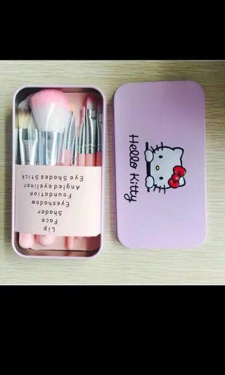 Brush Set Hello Kitty