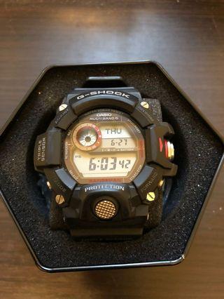 G-Shock 9400 黑貓 80%New