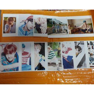 BTS Love Yourself Her Polaroids