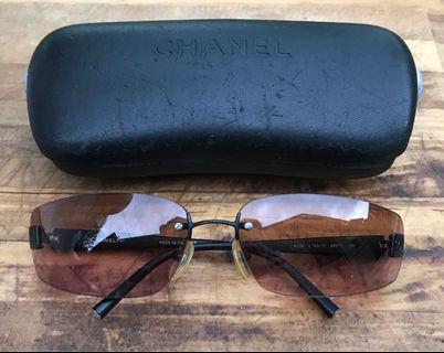 Chanel Sunglasses 4018 Gradient Lens +Case