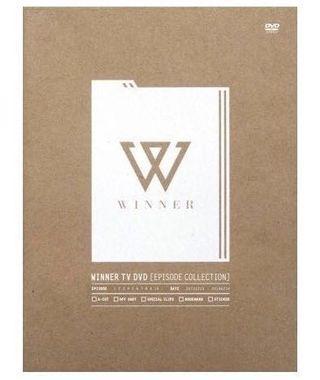 WINNER TV DVD Episode Collection