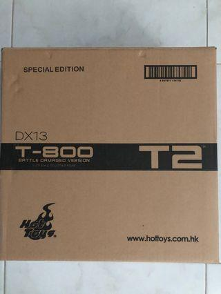 Hot Toys Terminator T800 Special Edition