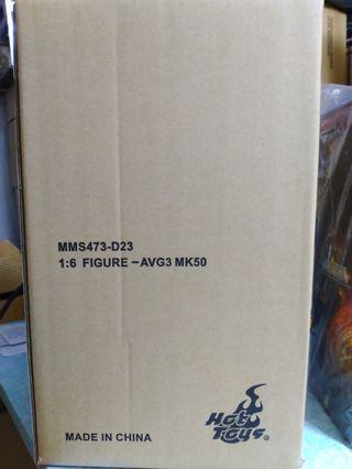 Hottoys Infinity War Iron Man Mark 50 AVG3 Mark L MMS473 Adventure