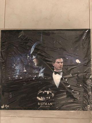 Hot toys Batman with Bruce Wayne 套裝
