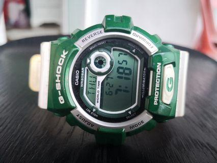 Gshock dw8900cs starbucks edition