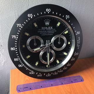 Jam Dinding Rolex Daytona