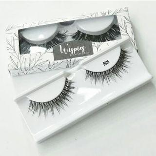 Wispies Lashes - D015