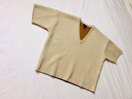 J Crew knit short sleeve