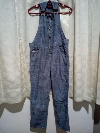 LEE original Jumpsuit Jeans size L #fave777888