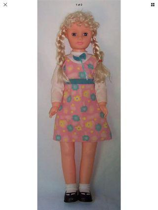 Looking for 30 inch walking doll