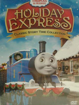 🚂 Thomas & Friends Holiday Express - Classic Story Time Collection