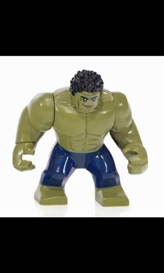 LEGO HULK 76131