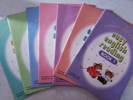 phonics books set