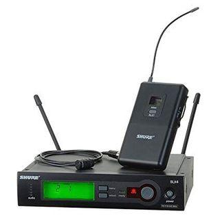 shure slx 14/85 Lavalier Wireless system