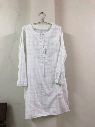 New Giordano shirt dress