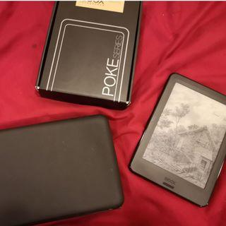 BOOX Poke Pro Ereader +  Cover + Unlimited Books