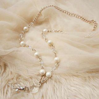 Classy Pearl ID Lace