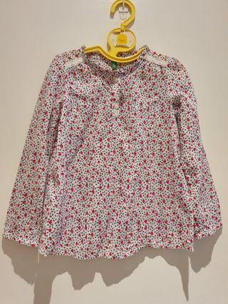 Branded Baby girl blouse