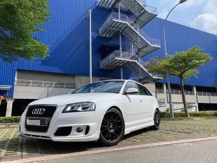 ABT AUDI A3 for lease