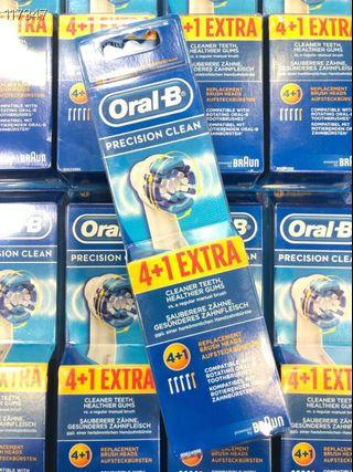 Oral B 5 Replacement Brush Heads