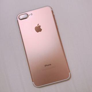 iPhone 7 Plus 32GB Rose Gold with Free Lumee Case!