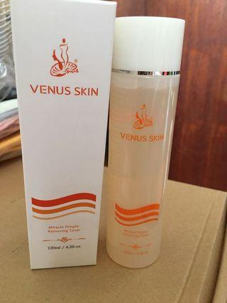 🚚 VENUS SKIN 維納斯 粉刺代謝水 120ml