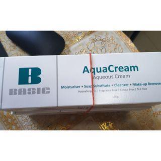 Basic Aqua Cream – Aqueous Cream – 100g
