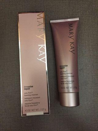 Mary Kay Timewise repair cleanser