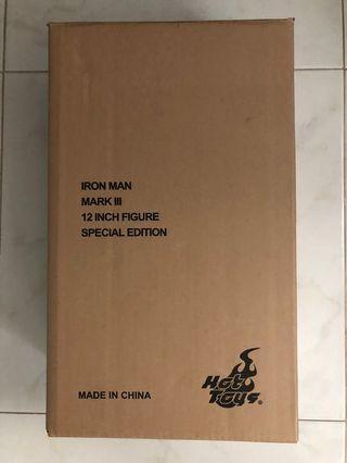 Hot Toys Iron Man Mark 3 特別版