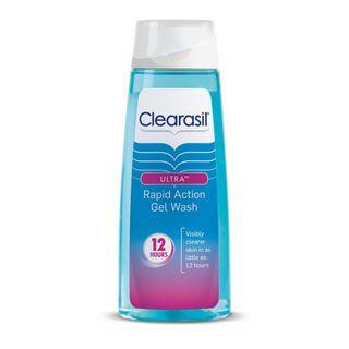 🚚 Clearasil Rapid Action Gel Wash(3 bottles)