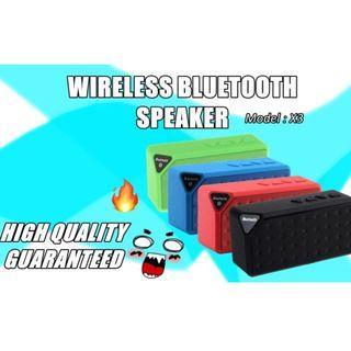 PORTABLE SPEAKER BLUETOOTH WIRELESS