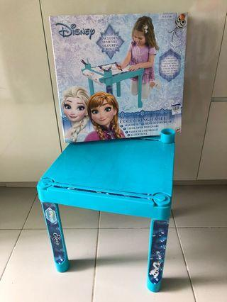 Frozen coloring table