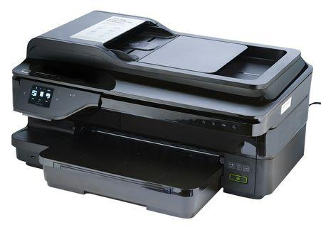 HP 7610  OFFICE JET WIDE FORMAT., HP-A3  size,  print scan, fax, Wireless, mobile phone prints