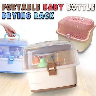 Portable Baby Bottle Drying Rack