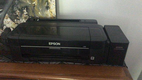 🚚 Epson Inkjet Printer