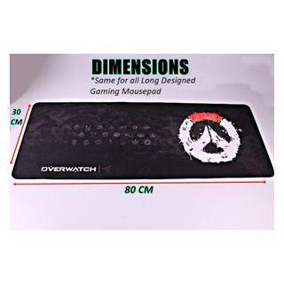 Long Gaming Mouse Pad