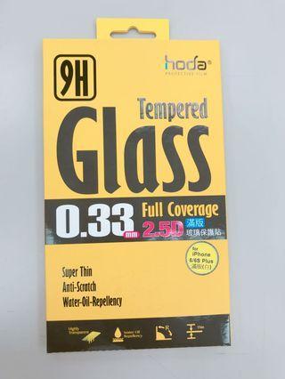 🚚 HODA iPhone 6/6s 4.7吋 2.5D滿版高透光9H鋼化玻璃保護貼