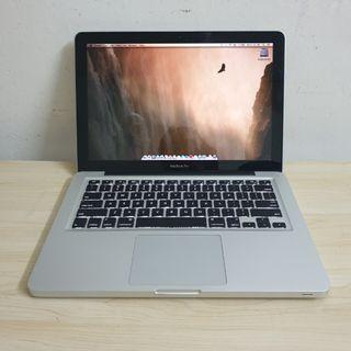 MACBOOK PRO 13 2011 i7, 8GB ram (acccept trade in)